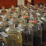 Nabídka čajů