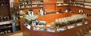 Prodejna Tea-Pek